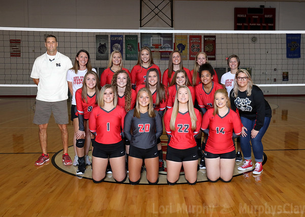 SNHS Volleyball 2017