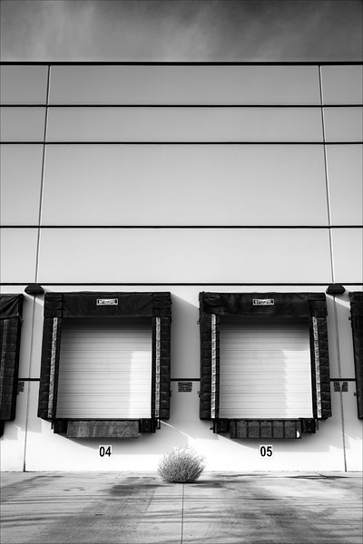 Day 434 | Urban Symmetry