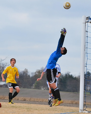 VIT Game 3 - Sunday, Nov 13, 2011 - Three Linons FC Premier @ Oldham Thoroughbreds
