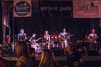 June Jam 2018 ~ Anna's Quest for a Cure