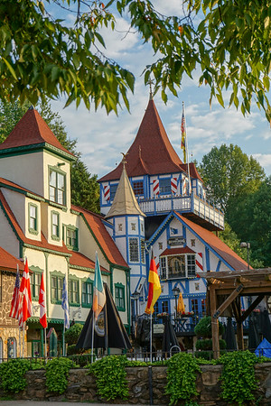 The  Bavarian Village of Helen, GA