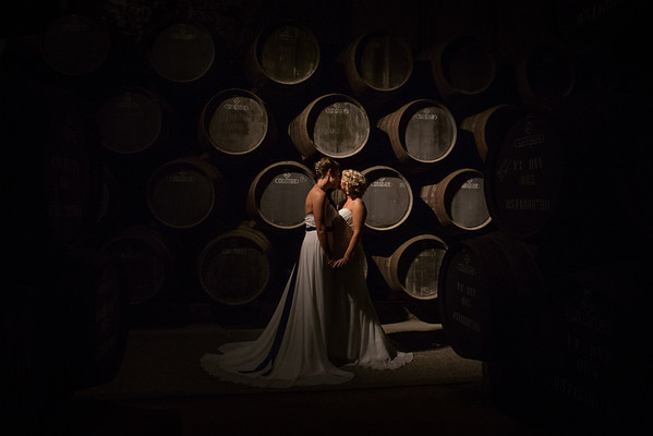 Andrea & Rachel's Porto Wedding - a preview