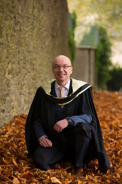 02/11/2018. Waterford Institute of Technology (WIT) Conferring Ceremonies 2018. Pictured is Joe Williams Mitchelstown. Picture: Patrick Browne
