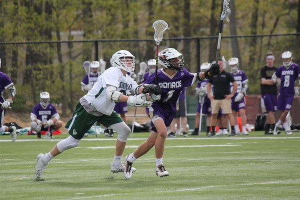 April 2019 Boys LAX vs East Brunswick Bears, photos by S Abreu