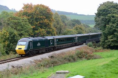 GWR Railtour - SDR + Heathfield