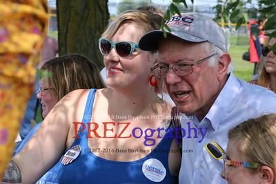 Bernie Sanders 4th of July 7-4-15