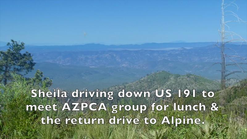 2019 Alpine Tour