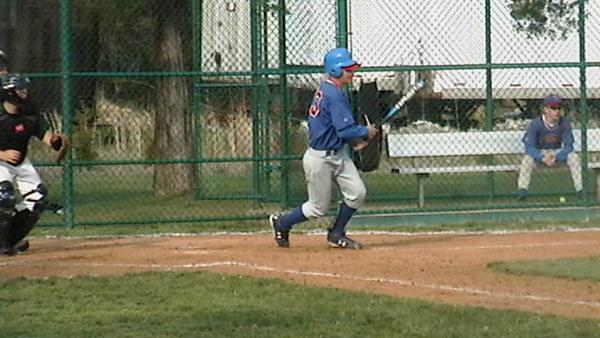 Jr. Prep Baseball Double Header