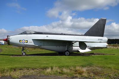 Solway Aviation Museum, Carlisle, UK