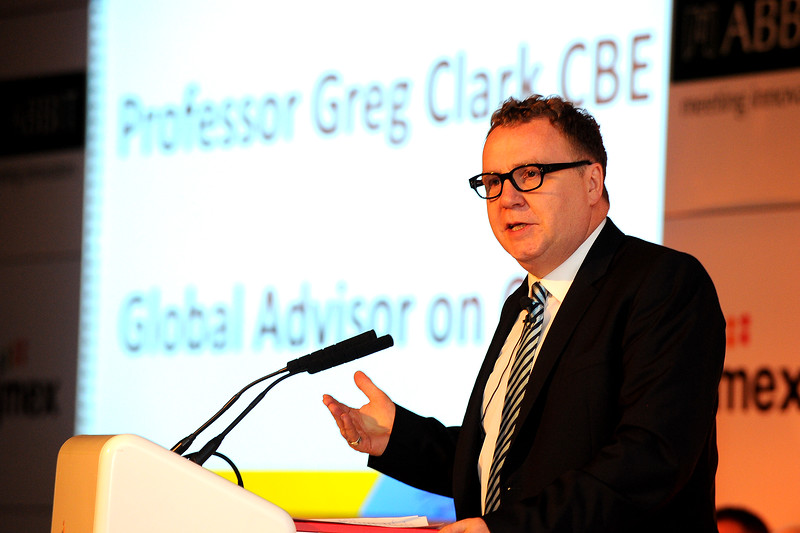 Greg Clark Keynote at the Opening Ceremony