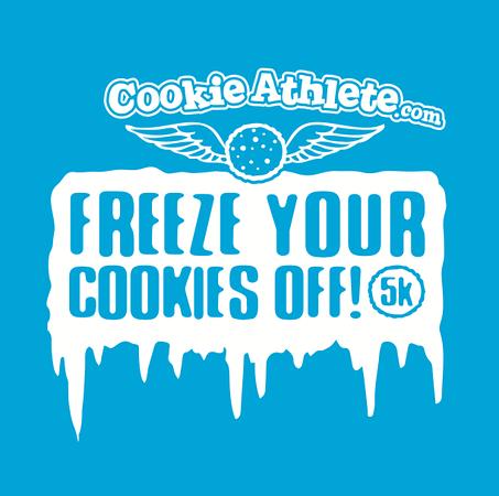 Freeze Your Cookies Off 5k