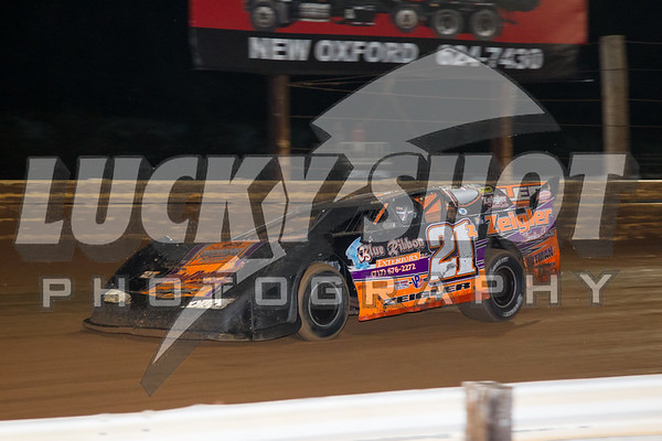 Late Models Lincoln 9/13/2014