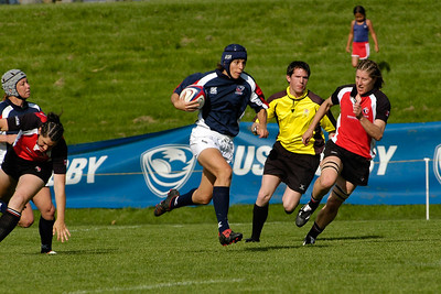 Womens 15s Rugby US National Team