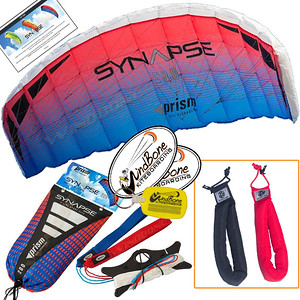 Prism Synapse Foil Power Stunt Kite