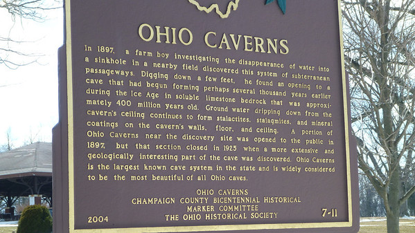 2013 - 03 - Ohio Caverns