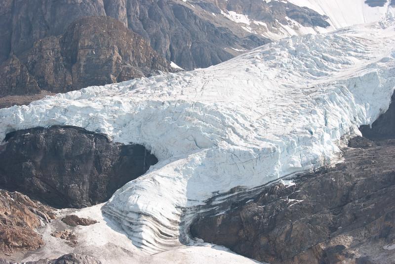 Andromedia Glacier