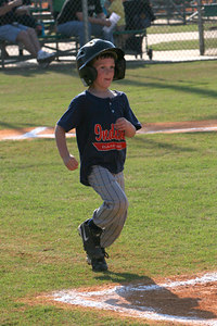 Indians Levee Baseball 2006