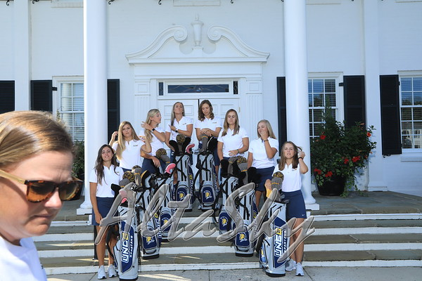 UNCG WOMENS GOLF TEAM 2018