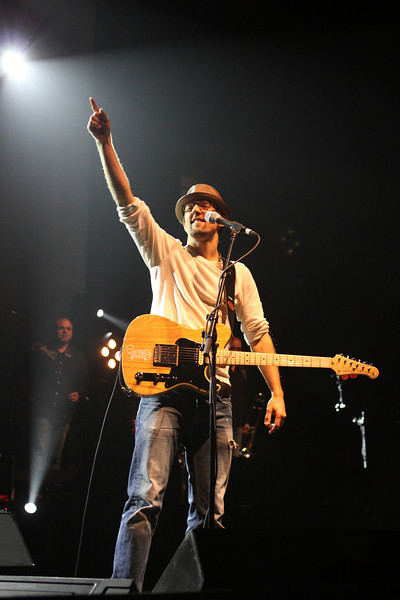 Jason Mraz @ The Coliseum