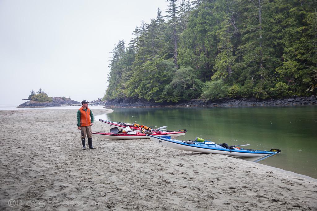 Kayaking Vancouver Island - David Stock