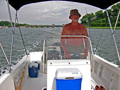 Fishing 7-13-07
