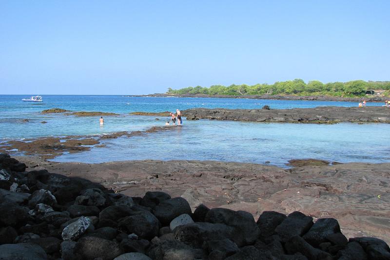 Puuhonua O Honaunau - City of Refuge