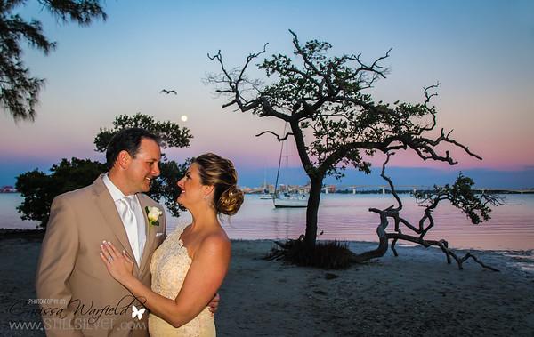 Dana and Charles Wedding