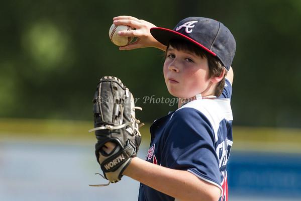 #24 Braves vs Athletics
