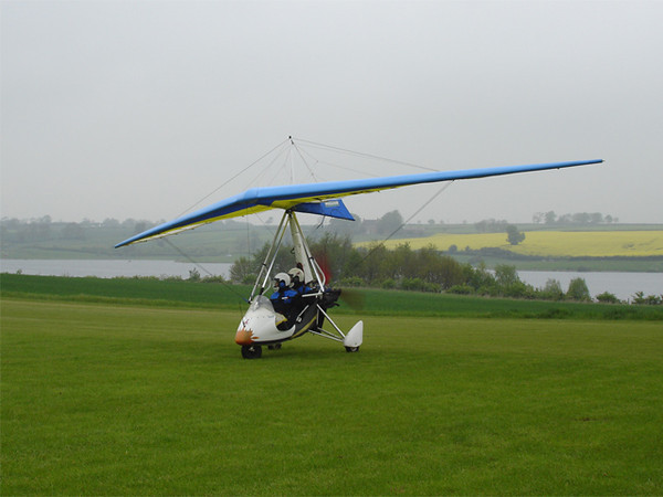 G-MYOU at Pitsford
