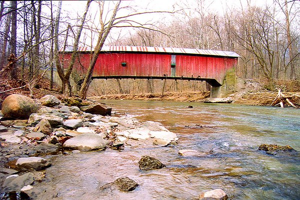 Rolling Stone Covered Bridge