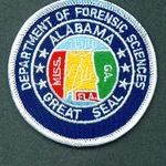 Alabama Dept. of Forensic Science