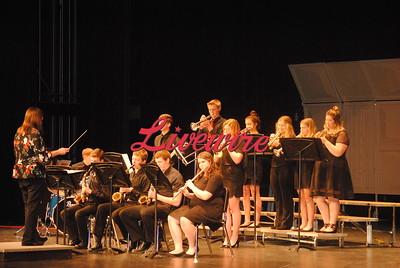 High School Winter Band and Choir Concert 2018