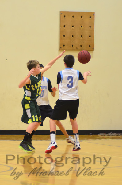 2012 CA Jacobs 8th Grade Boys YCAL vs Holmes