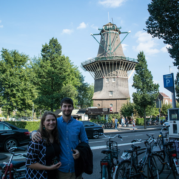 Largest windmill in Netherlands