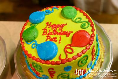 2014 08 09 Pat Bone Birthday Dinner