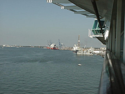 Galveston Cruise --- 2004