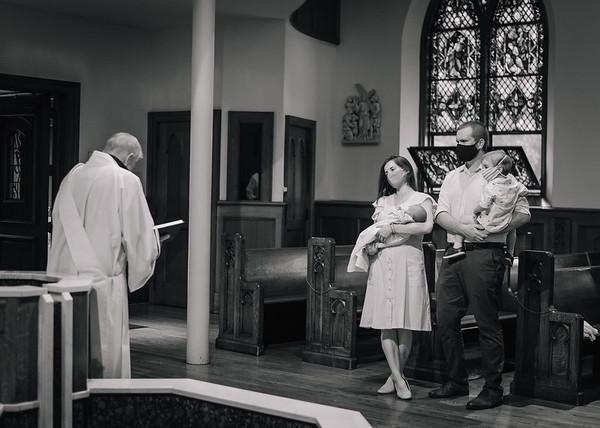 Fallon Baptism