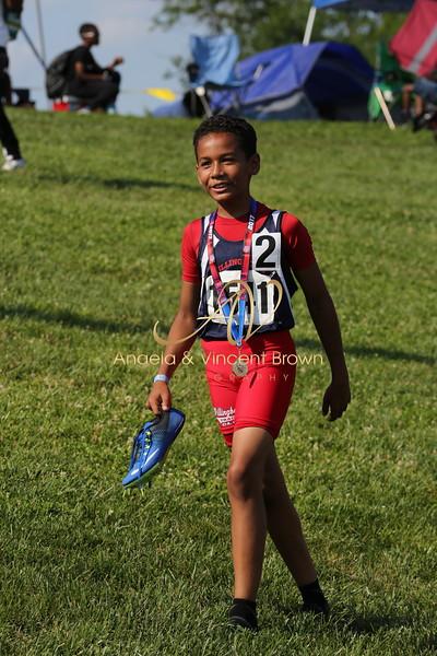 2017 AAU DistQual: 12 Boys 400m