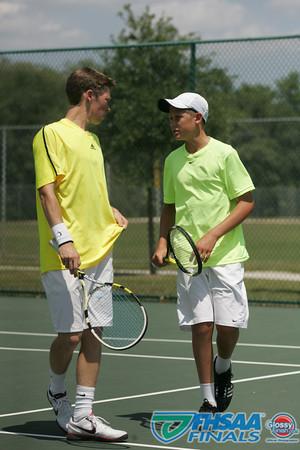 FHSAA Tennis 2 - 3 PM