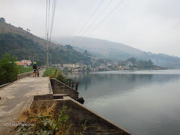 San Jose Pinula to Antigua