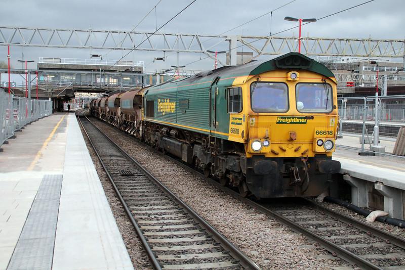 66618 1846/6y60 Crewe-Willesden.