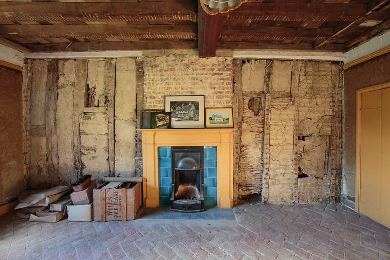 Living room (Manor Farmhouse in Spaldwick) (Nov 2014)