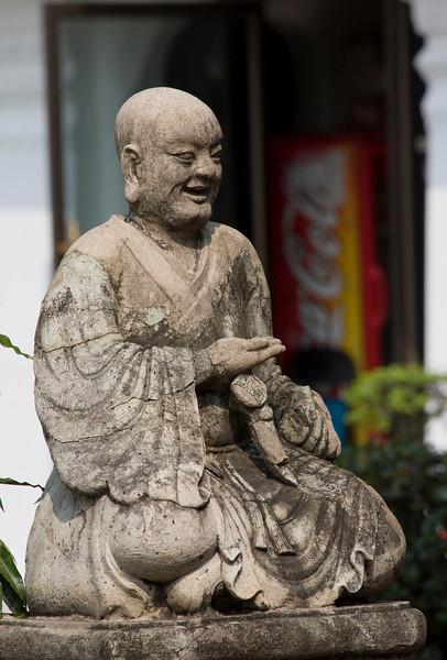 In Wat Benchamabopitr