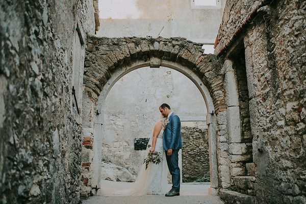 Klaudia & Ivan, Wedding in Istria
