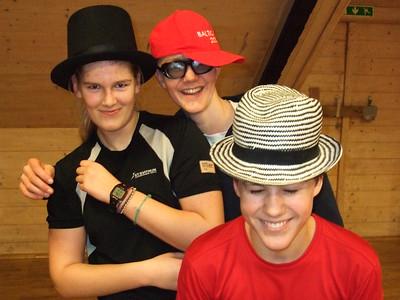 Hattetrening