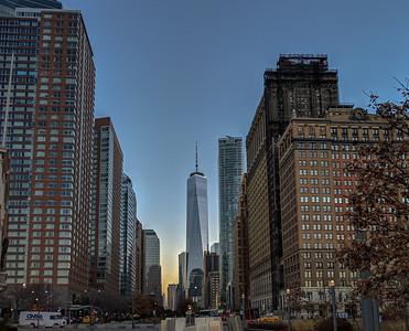 New York City, December 2018