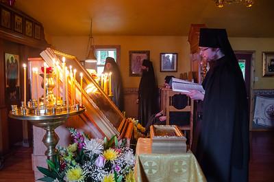 Feast of St. Panteleimon (2018)