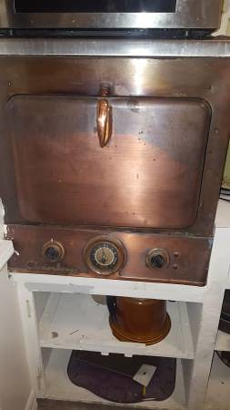 Chambers In-A-Wall Oven OE-5