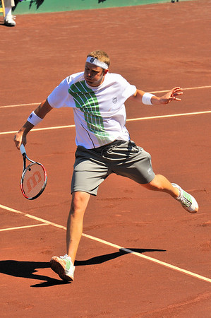 US Mens Clay Court 2009