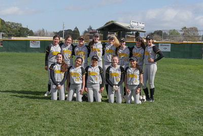 190312 GHS VARSITY SOFTBALL (4-2 WIN OVER DUBLIN)
